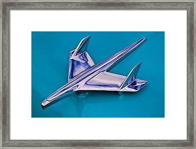 Chrome Jet 2 Framed Print by Phil 'motography' Clark