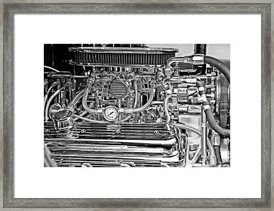 Chrome Passion Framed Print