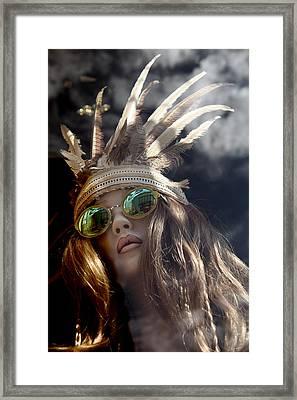 Chukucara Framed Print by Jez C Self