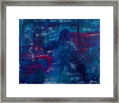 Chuppah Framed Print