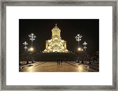 Church 2 Framed Print
