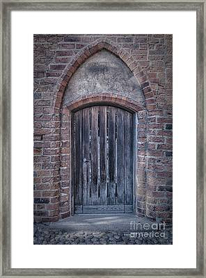 Church Doors 01 Framed Print