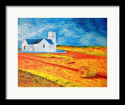 Paul Morgan Framed Prints