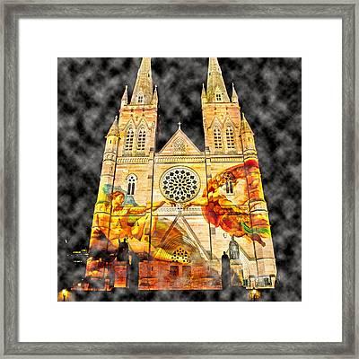 Church Images Framed Print