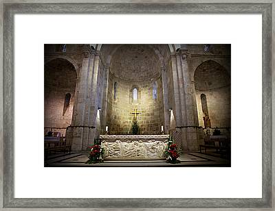 Church Of St. Anne Framed Print by Stephen Stookey