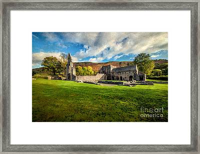 Church Of The Blessed Virgin Mary Framed Print