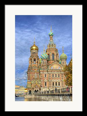 Russia Photographs Framed Prints