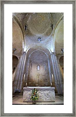 Church Of St. Anne Framed Print