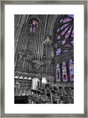 Church - The Cathedral Of Dreams II Framed Print