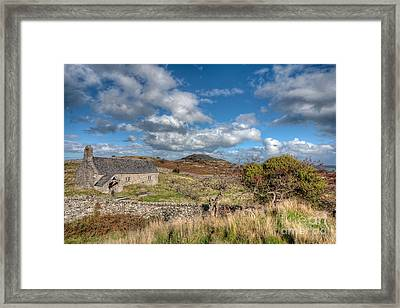 Church View Framed Print by Adrian Evans