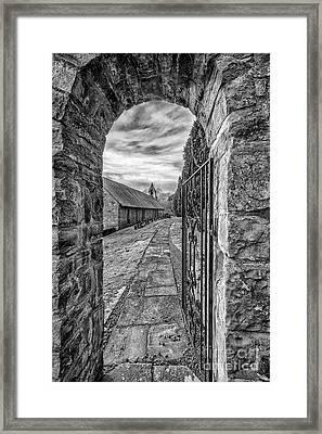 Church Way V2 Framed Print