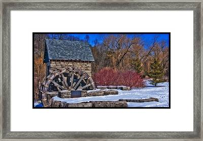 Churchill Park Framed Print