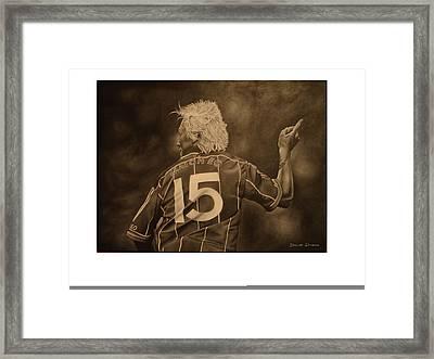 Ciaran Mcdonald Framed Print