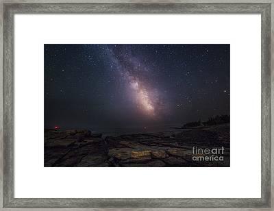 Cielo Aperto Open Sky Framed Print