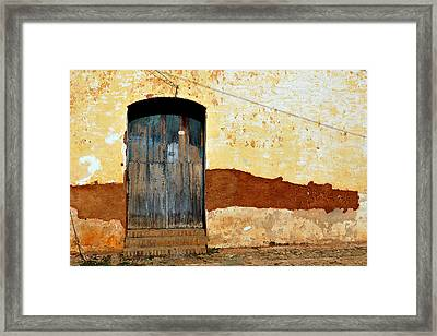 Cienfuegos Cuba Framed Print