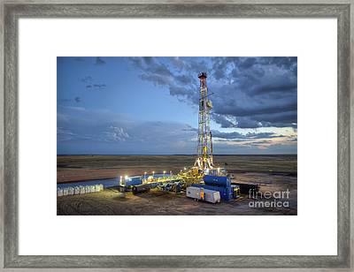 Cim001-23 Framed Print by Cooper Ross