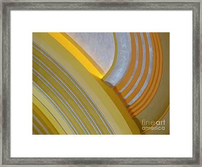 Cincinnati Ceiling Framed Print