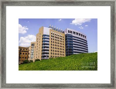 Cincinnati Children's Hospital Medical Center Framed Print