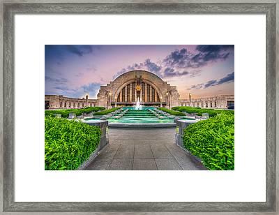 Cincinnati Museum Center Framed Print