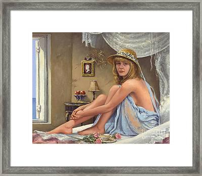 Cindy II Framed Print by Michael Swanson