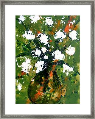 Cinnabella Framed Print