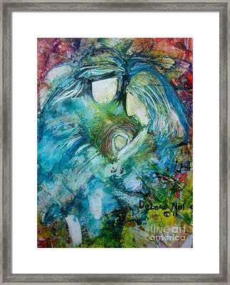 Circle Of Love Framed Print