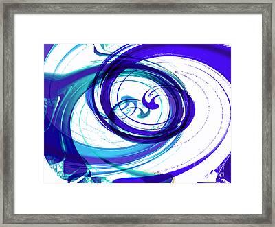 Circling Grace 2 Framed Print