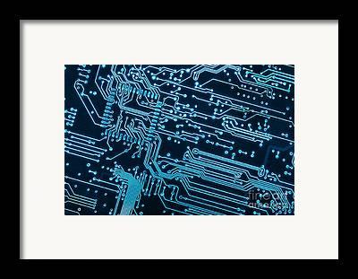 Component Framed Prints