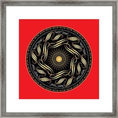 Circularity No. 1119 Framed Print