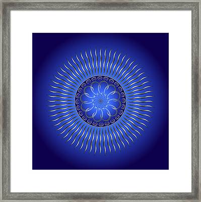 Circularity No. 1336 Framed Print