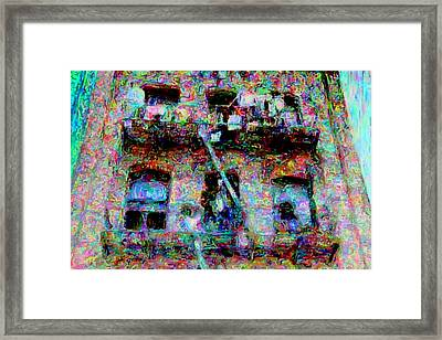 Framed Print featuring the photograph Circumstances by Nick David