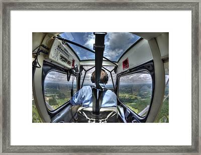 Citabria Flight Framed Print by Phil Rispin