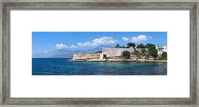 Citadel At The Waterfront Framed Print by Panoramic Images