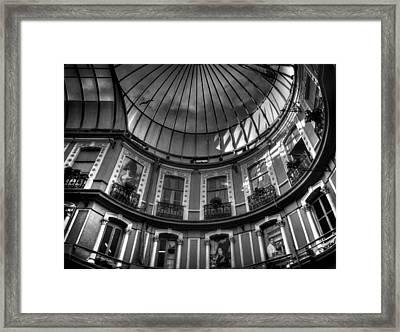 Cite De Pera Framed Print