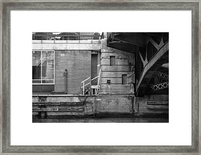 City - Chicago Il - Failure Framed Print by Mike Savad