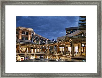 Framed Print featuring the photograph City Creek by Ely Arsha
