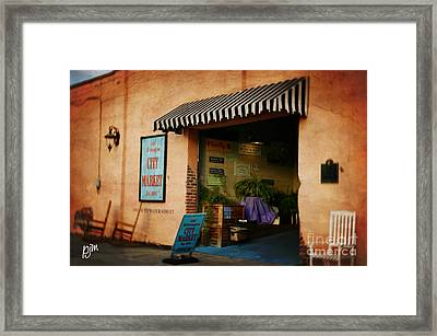Framed Print featuring the photograph City Market by Phil Mancuso