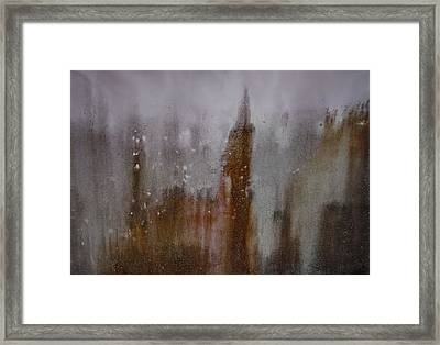 City Of Nowhere Framed Print