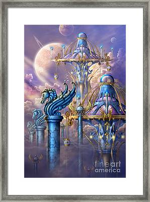City Of Swords Framed Print