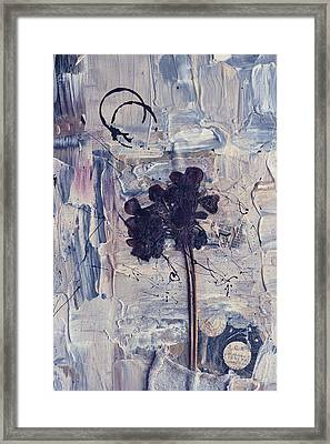 Clafoutis D Emotions - K03b Framed Print by Variance Collections