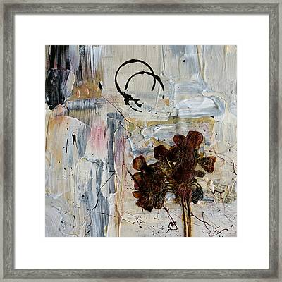 Clafoutis D Emotions - P01at01 Framed Print