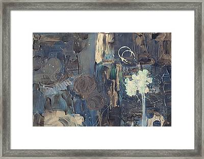 Clafoutis D Emotions - P03k02b Framed Print by Variance Collections
