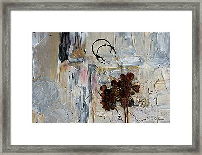 Clafoutis D Emotions - P06at01 Framed Print