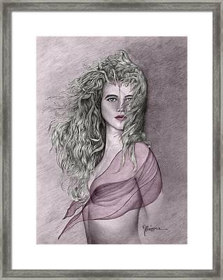 Clarise II Framed Print