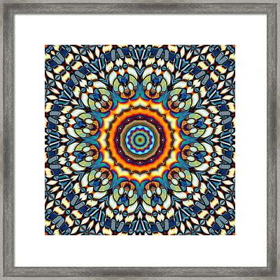 Clarissa Framed Print by Wendy J St Christopher