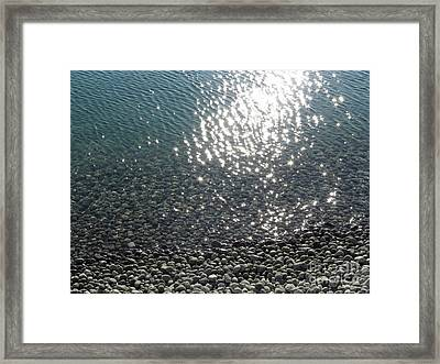 Clarity Framed Print by Laura Yamada