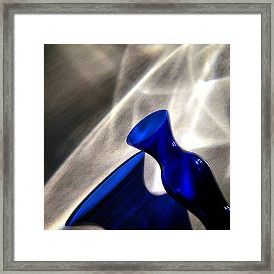 Clarity Framed Print by Tom Druin