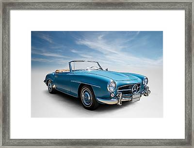 Class Of '59 Framed Print by Douglas Pittman