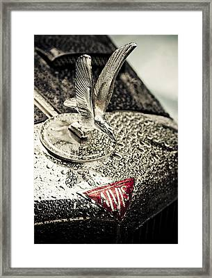 Classic Alvis Framed Print by Phil 'motography' Clark
