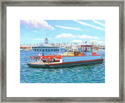 Classic California Framed Print by Steve Simon